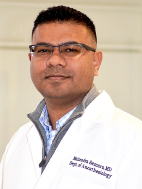 Mahendra Samaru, M.D. Profile Photo