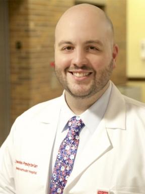 Peter Gregos, M.D., M.S. Profile Photo