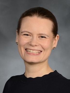 Profile photo for Ulrike W. Kaunzner, MD, PhD