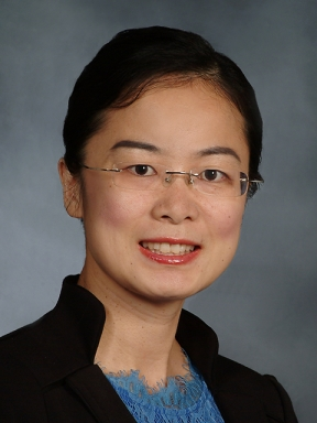 Zhen Zhao, Ph.D. Profile Photo