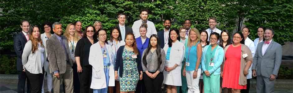 Physicians and staff of the Living Donor Liver Transplantation Program at Weill Cornell Medicine